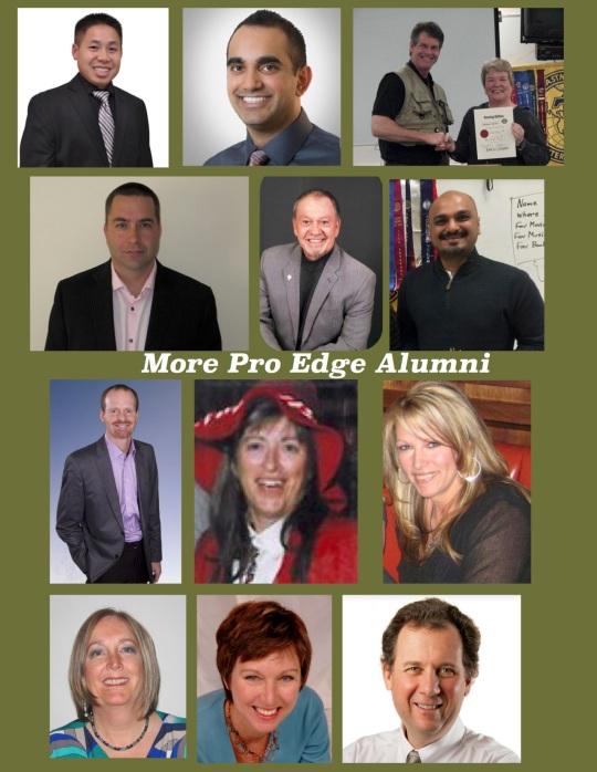 Pro Edge Alumni